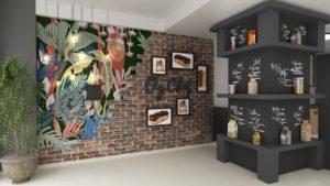cafe tasarım, kayseri iç dekorasyon